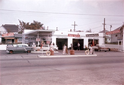 The History of Lakeway Chevron-Texaco